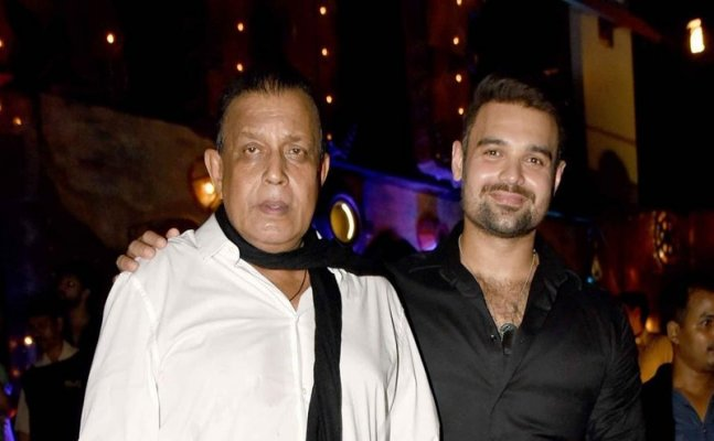 Mithun Chakraborty's son Mimoh to tie-the-knot with this actress' daughter