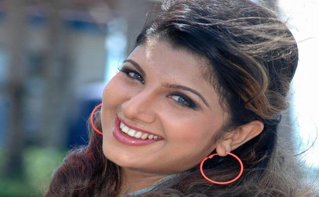 Actress Rambha is expecting her third child!