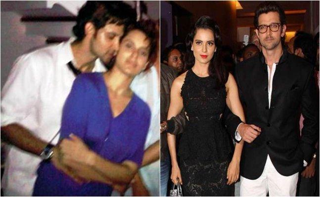 Kangana's sister Rangoli Chandel slams Hrithik Roshan's FB post