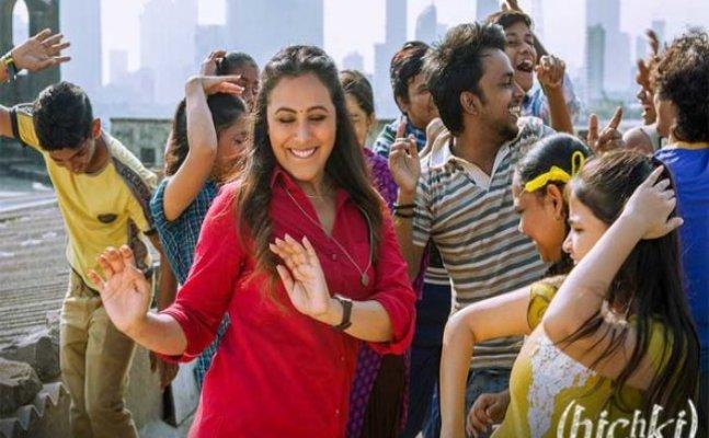 You won't stop humming Rani Mukerji's 'Oye Hichki' song