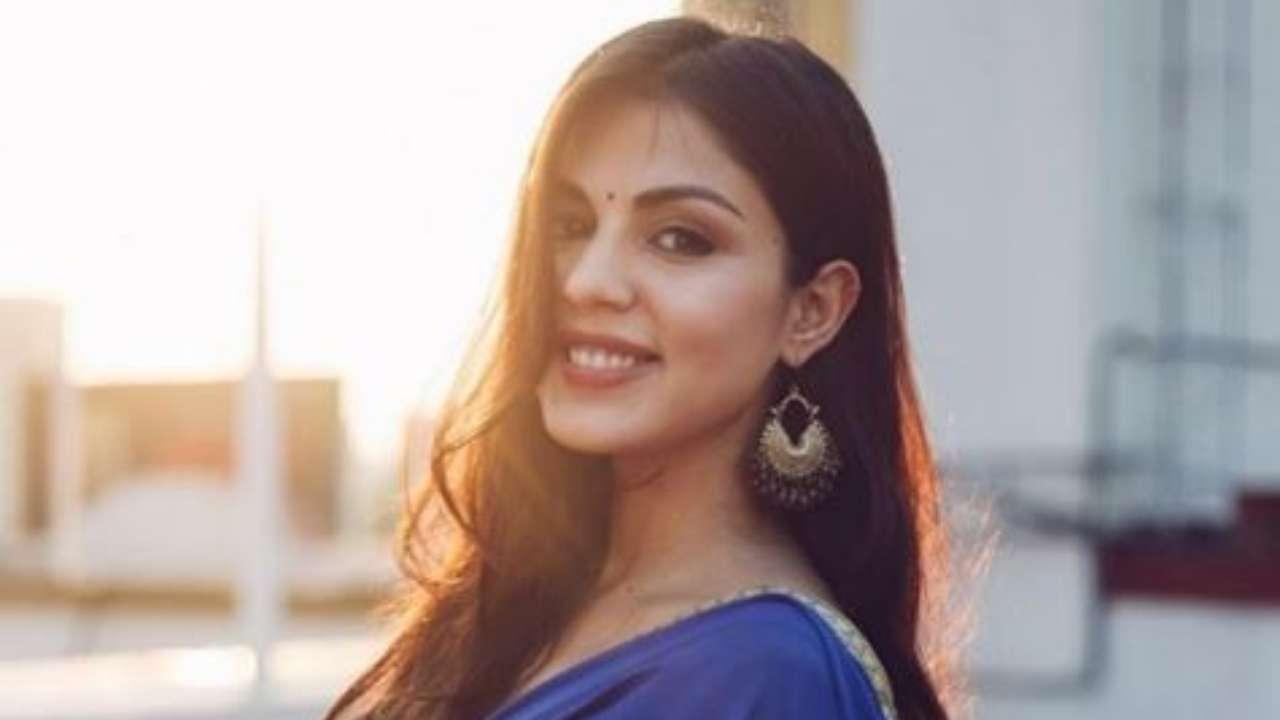 Rhea Chakraborty Begins Prepping For Her Bollywood Comeback