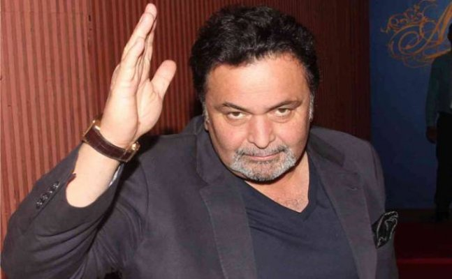 Rishi Kapoor SLAMS British Airways for deboarding Indians out of the plane