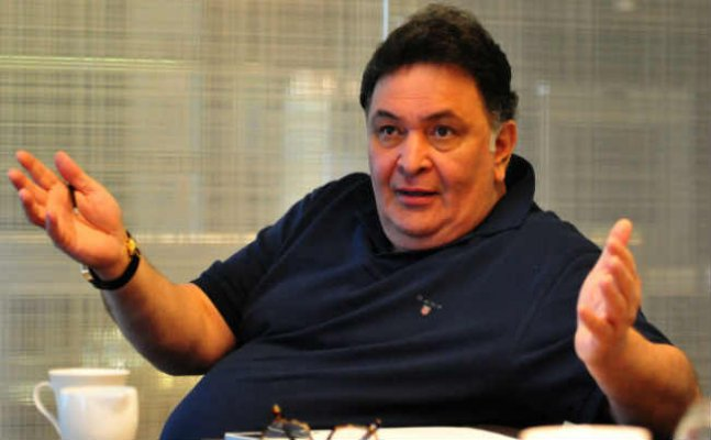 OMG! Complaint filed against Rishi Kapoor for abusing a woman on Twitter