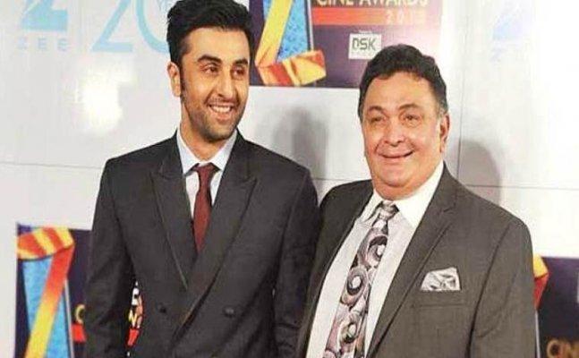 Rishi Kapoor on Ranbir and Alia's marriage