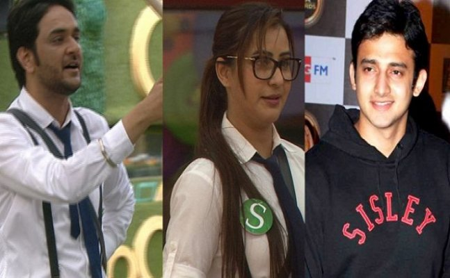 Shilpa Shinde's ex-fiancé Romit Raj to enter Bigg Boss?