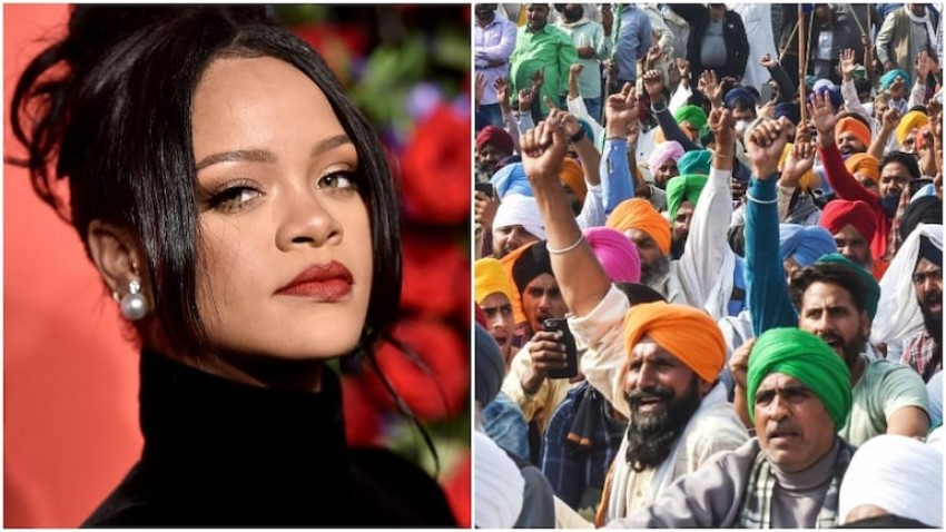 Govt issues statement after Rihanna and other celebrities tweet about Farmer's protest