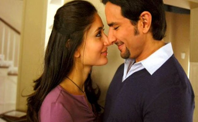 WHAT! Saif reveals why Kareena doesn't kiss him anymore