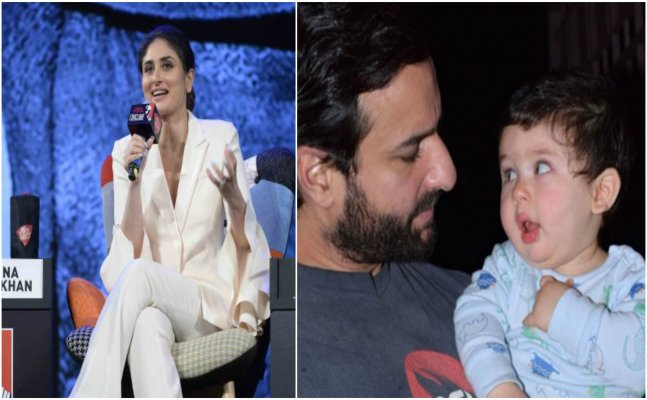 Saif decided this name for 'Taimur' but Kareena opposed