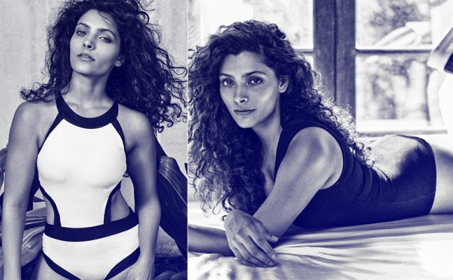 Saiyami Kher's BIKINI pics welcome the beach season in style