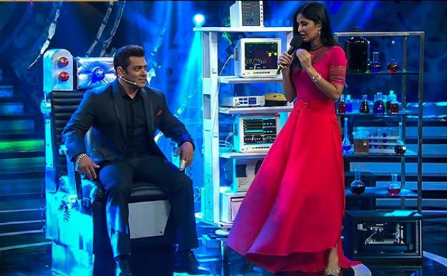 BB 11: Salman-Katrina's cute moments prove they're still in love