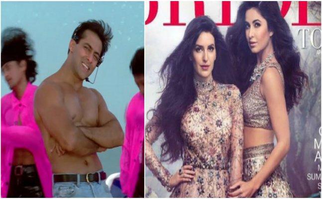 Salman to recreate 'O O Jaane Jaana' for Isabelle Kaif's debut