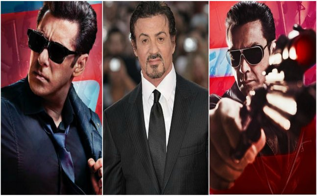 Salman Khan or Bobby Deol? Sylvester Stallone gets confused