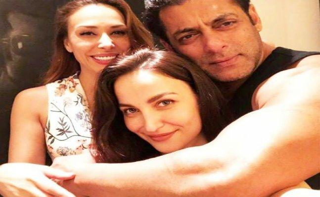 Elli Avvram shares Salman and Iulia's selfie, later deletes it