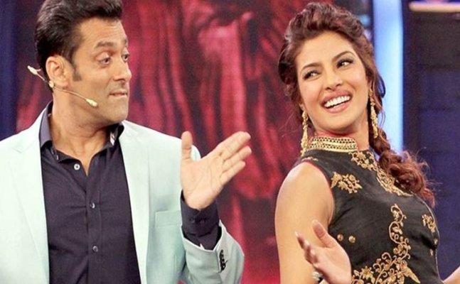 Priyanka Chopra walks out of Salman Khan's 'Bharat'