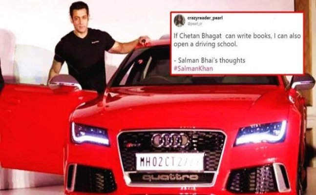 LOL! Salman Khan launches driving school in Dubai, gets trolled on Twitter
