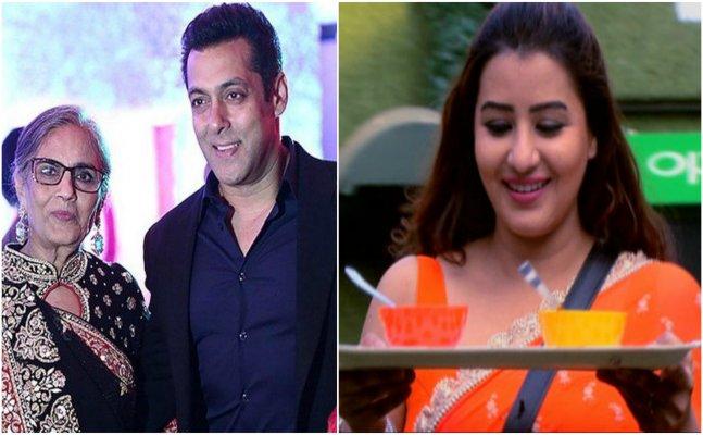 Salman Khan's mother is a huge fan of Shilpa Shinde