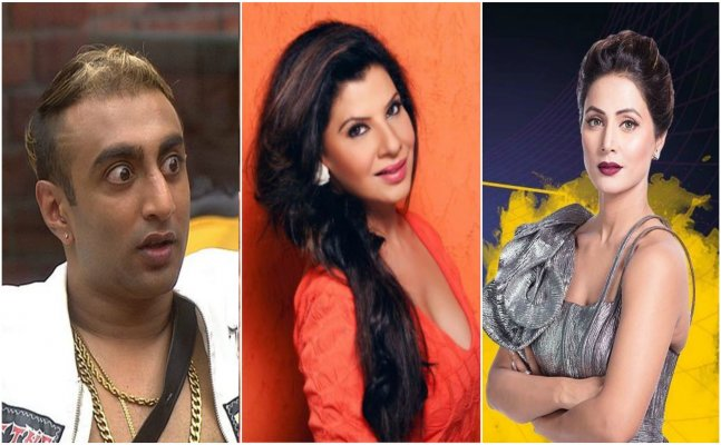 BB 2's Sambhavna Seth RANTS at Akash Dadlani, supports Hina