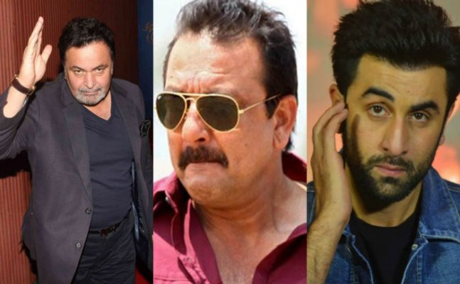 When Rishi Kapoor gets angry at Sanjay Dutt: Stop spoiling Ranbir don't make him like you