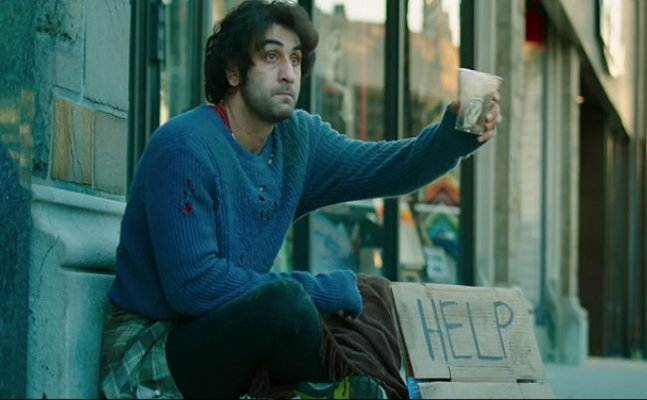 Ranbir's acting and Sukhwinder's singing make Sanju's new song 'Fateh' spectacular