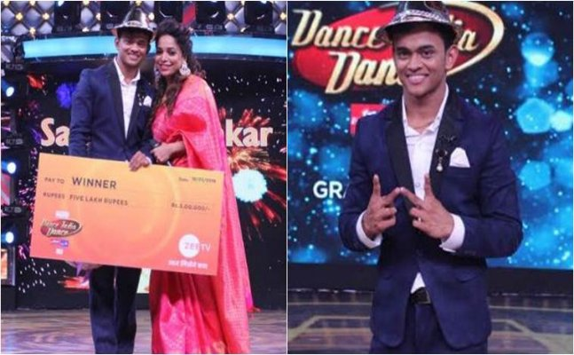 DID 6 contestant Sanket Gaonkar talks about winning the show
