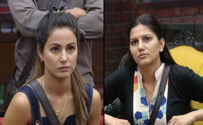BB 11: Not Hina Khan Sapna Choudhary gets evicted