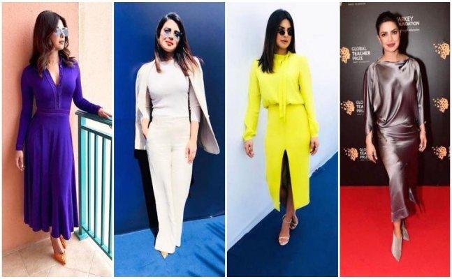 Priyanka Chopra's bright looks from Dubai will give you new fashion goals
