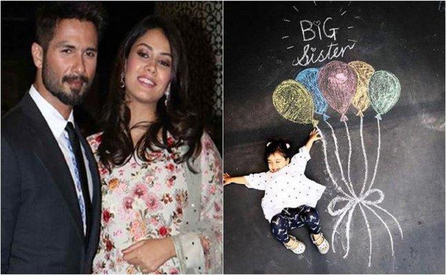 Shahid Kapoor confirms wife Mira Rajput pregnant again