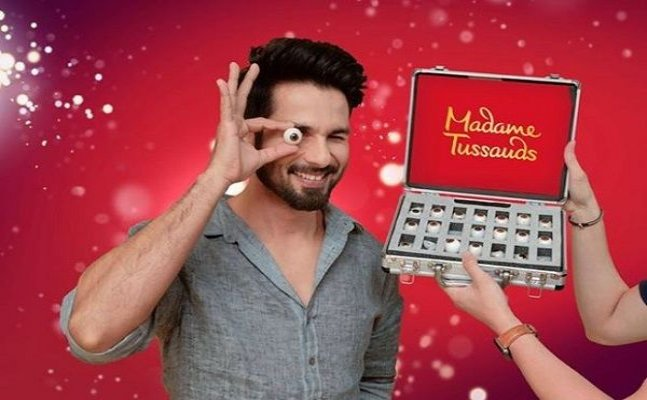 After Deepika, Shahid Kapoor to get waxed at Madame Tussauds