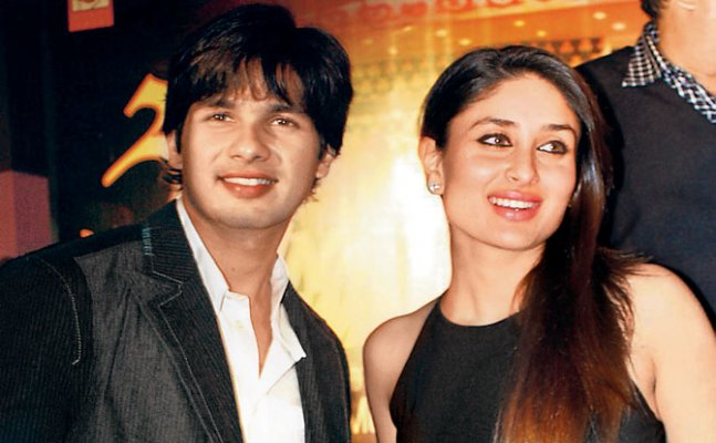 Shahid follows Kareena's footsteps gives his baby boy an old-school name