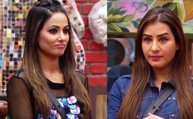 OMG! Hina Khan calls Shilpa Shinde a 'call girl'