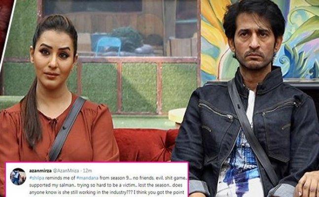 Bigg Boss 11: Twitteratis troll Shilpa for backstabbing Hiten