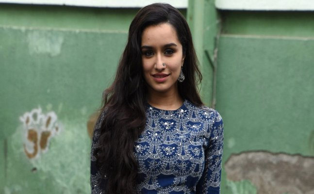 Shraddha Kapoor's traditional blue outfit will take away all your blues
