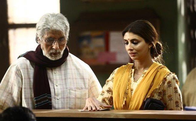Big B's daughter Shweta Bachchan makes her acting debut