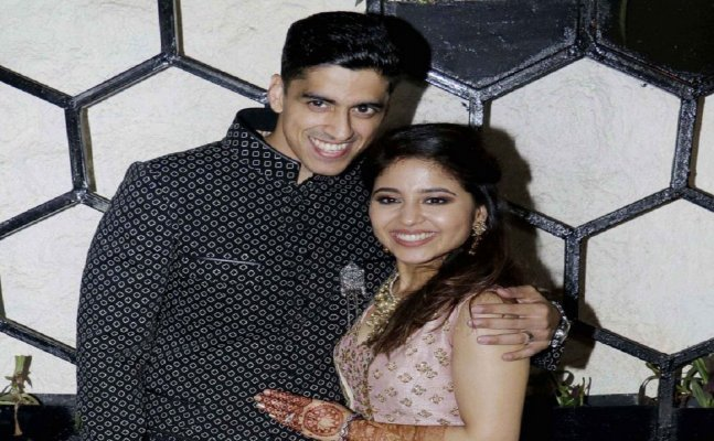 Shweta Tripathi engaged to Chaitanya Sharma