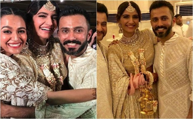 Sonam Kapoor-Anand Ahuja head to this place for honeymoon