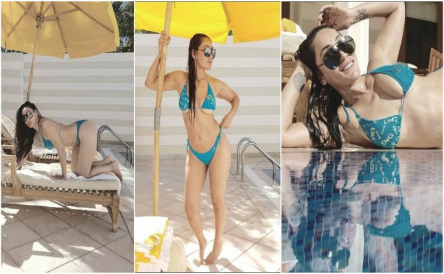 Sofia Hayat's latest BIKINI clad posts will make your jaws drop