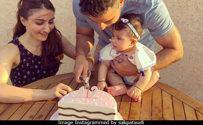 Soha Ali's daughter Inaaya Naumi's birthday pic will make your day