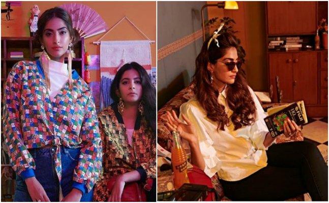 Sonam Kapoor channels RETRO photoshoot in vibrant colours