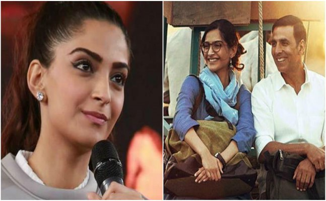 Sonam Kapoor claims that her role was chopped off in 'Pad Man'