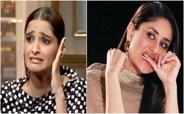 VIDEO ALERT: Sonam Kapoor feels Kareena Kapoor is