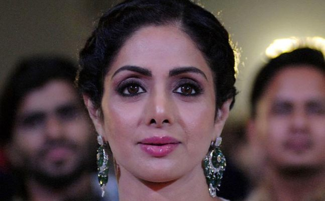 Not Cardiac Arrest, Sridevi dies due to drowning