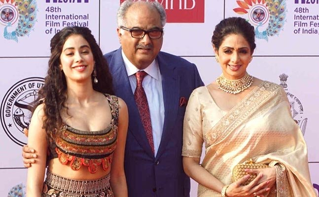 Janhvi Kapoor reveals what helped her cope with mom Sridevi's death