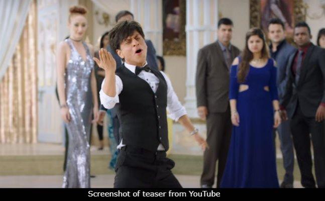 Shah Rukh Khan's teaser 'Zero' is unmissable