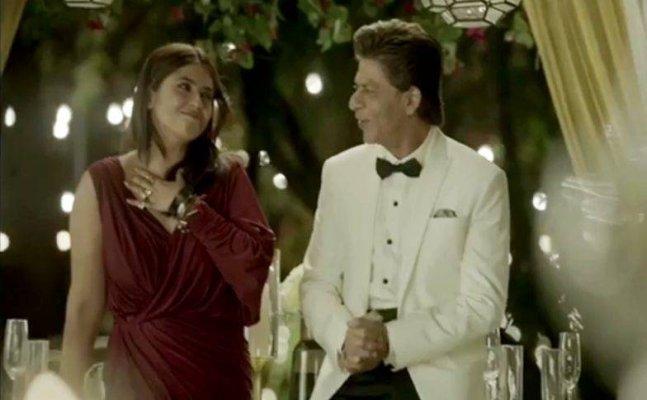 WATCH: SRK to launch premier episode of 'Kasautii Zindagii Kay 2'