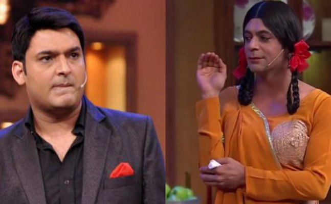 "Sunil Grover replies to Kapil Sharma's tweets, calls him ""Badtmeez"""