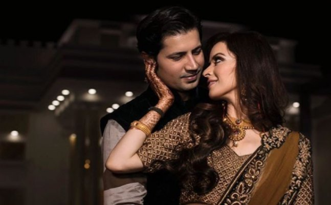 Insides from Sumeet Vyas and Ekta Kaul's pre-wedding functions