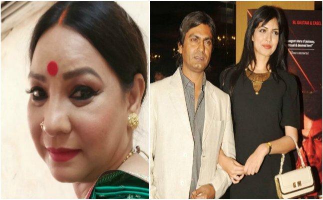 Sunita Rajwar SLAMS Nawazuddin for SEXUAL TEXT about Niharika