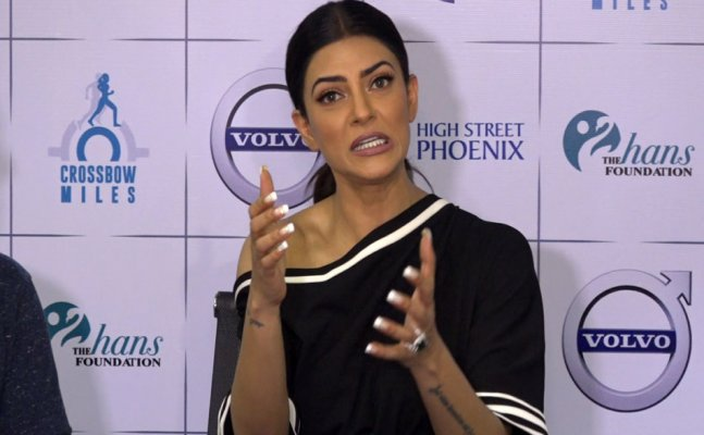 Sushmita Sen talks about being molested by a 15-yr-old boy