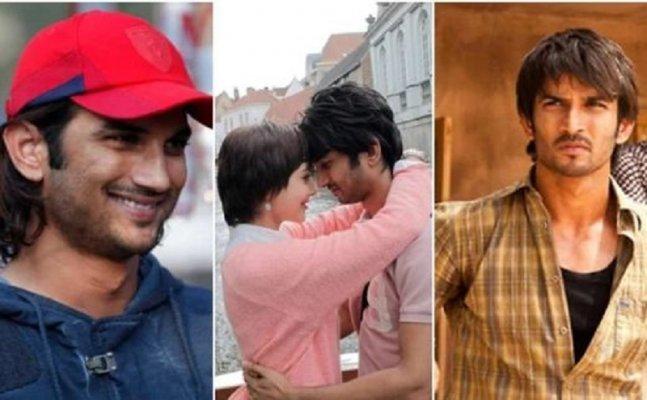 बैकग्राउंड डांसर से फिल्मी पर्दे तक ऐसा है सुशांत का सफर, इन किरदारों ने बनाया सुपरस्टार