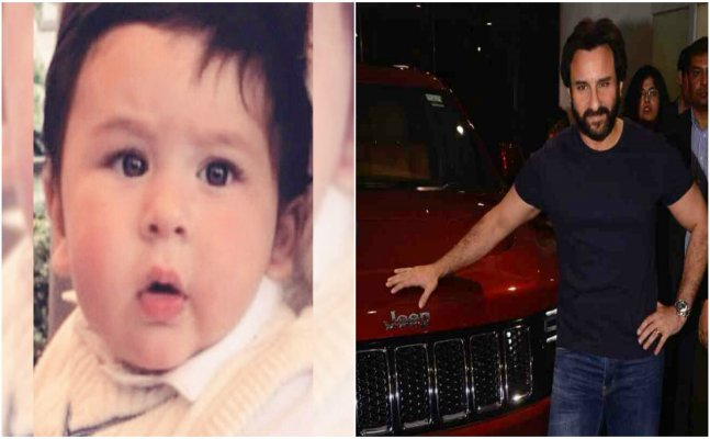 Taimur gets children's day gift worth Rs 1.30 crore